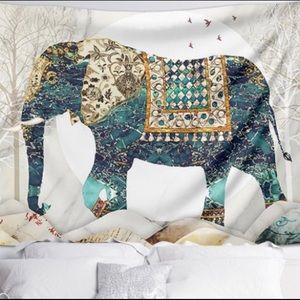 Elephant Tapestry | NWT